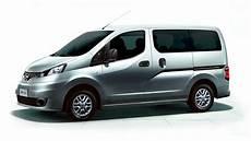 New Nissan Nv200 Nissan Nv200 Combi Nec