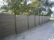 cl 244 ture 224 panneaux en b 233 ton imitation bois