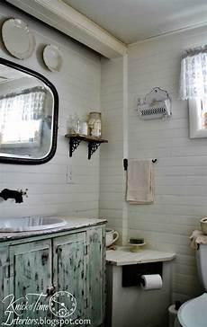 Bathroom Ideas Farmhouse by Farmhouse Bathroom Makeover Again Knick Of Time