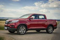 Ssangyong Musso 2018 Review Carsguide