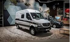 caravan salon düsseldorf 2017 mercedes vans at caravan salon d 252 sseldorf 2017