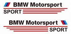product bmw motorsport sport decal sticker