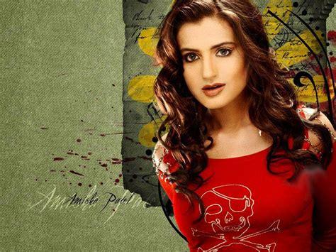 Amisha Patel Wallpaper