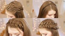 Plait Hairstyles For School