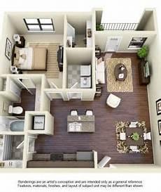 Apartment Zero Dc by Classic 1 Bedroom Apartment Floorplan Small Image 882