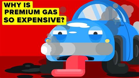 Why is Premium Gas So Expensive?