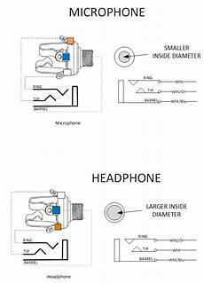 headphone stereo wiring diagram standard microphone steinair inc