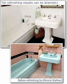Can Ceramic Tile Be Painted In A Bathroom