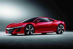 Acura NSX Concept Wallpapers  Auto Cars