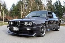 super rare 1988 bmw m3 evo ii e30 for sale in canada carscoops