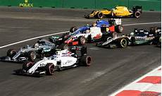 2017 Formula 1 Azerbaijan Grand Prix Underway In Baku