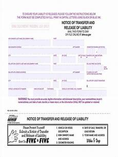 Free 24 Liability Forms In Pdf