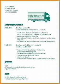 Exemple De Lettre De Motivation Chauffeur Poids Lourd