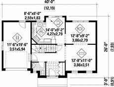 house plans 1300 square feet colonial style house plan 3 beds 1 00 baths 1300 sq ft