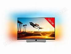 tv 139 cm philips 55pus7502 tv led 4k 139 cm livraison gratuite