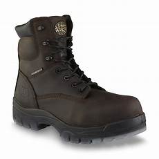 oliver s at 45 series composite toe 6 quot work boot brown