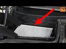 how to change a pollen filter bmw 5 e39 tutorial autodoc
