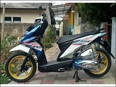 Striping Beat 2018 Modifikasi by Modifikasi Motor Beat Esp 2018 Kumpulan Gambar Foto