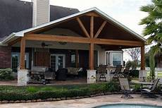 gable roof patio cover in remington trails katy patio covers pergolas covered patio design