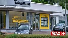 Gladbeck Opel Borgmann Schlie 223 T Autohaus Und Zieht Um
