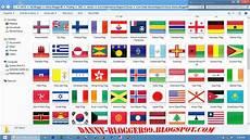 Icon Folder Semua Negara Di Dunia Danny Blogger99
