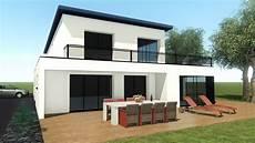 Prix Maison Moderne Prix Construction Maison Contemporaine