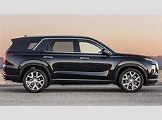 2020 Hyundai Palisade vs Kia Telluride: Differences