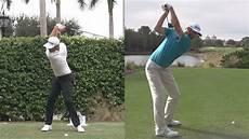 golf driver swing dustin johnson driver golf swing synced reg