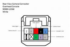2013 tundra mirror wiring diagram 07 tundra pre wired backup and monitor connection diagrams toyota tundra forum