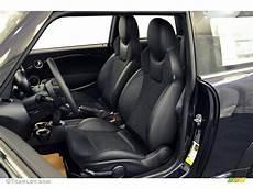 recaro sport black dinamica interior 2013 mini cooper s