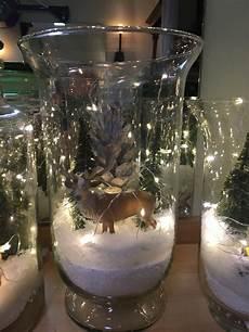 weihnachtliche deko im glas glas f 252 r weihnachten lanterns baumscheiben deko