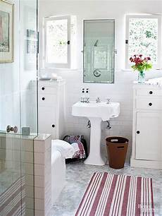 decorating ideas small bathrooms make a small bath look larger