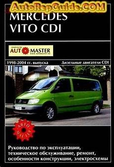 free online auto service manuals 2004 mercedes benz m class seat position control download free mercedes benz vito 108cdi 110cdi 112cdi 1998 2004 workshop manual image