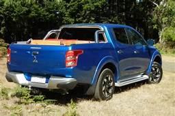 2020 Mitsubishi Triton Upgrades Changes  Nissan Alliance