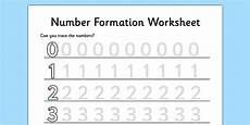 worksheets twinkl 19073 number formation worksheet 0 to 9 maths numeracy initial