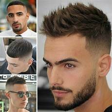 coupe de cheveux 2018 homme m 228 nnerfrisuren 2017 2018 kurzer haarschnitt ideen einfach