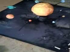 como hacer una maqueta del sistema solar 9 doovi