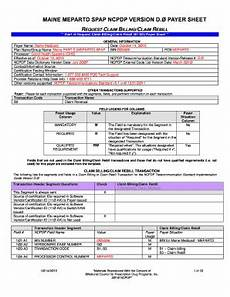 fillable online mepartd ncpdp d 0 payer sheet october 14 2015 fax email print pdffiller