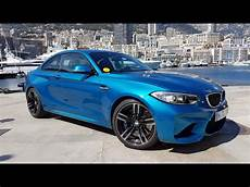 bmw m2 f87 sound revs accelerations and testdrive youtube