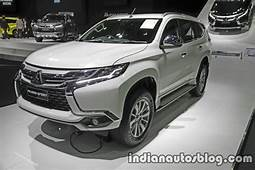 New Mitsubishi Pajero Sport To Be Launched In India Around