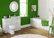 green bathroom freshnist design