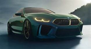 BMW M8 Gran Coupe Makes An Impressive Noise In New