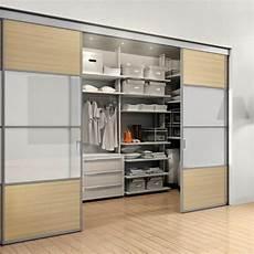 Begehbarer Kleiderschrank Mit Schiebet 252 Ren Schlafzimmer