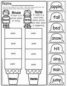 grammar noun worksheets free 24896 pin on second grade literacy