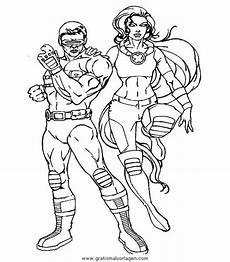 Malvorlagen Xmen Xmen 11 Gratis Malvorlage In Comic Trickfilmfiguren X