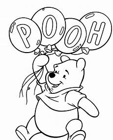 Winnie Pooh Malvorlagen Hari Ini Coloring Free Winnie The Pooh Coloring Pages