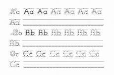 handwriting worksheets with child s name 21632 printable handwriting practice sheets for preschool kindergarten adults