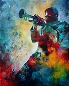 49 Best Art Inspired By The Jazz And Blues Images On