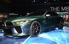 2019 bmw 8 series gran coupe concept previews bmw m8 gran coupe coming in 2019