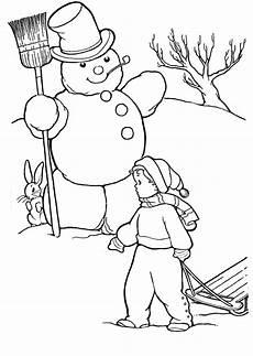 Bilder Zum Ausmalen Winter Ausmalbilder Winter Zum Ausdrucken Malvorlagentv